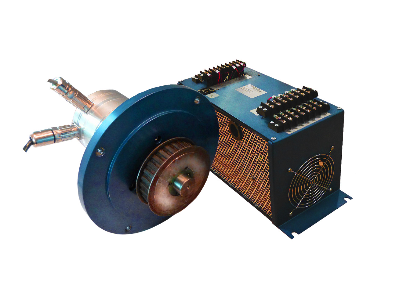High Performance Brushless Servo